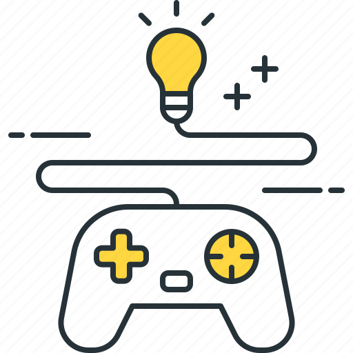 concept, game, gaming, idea icon