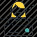 non playable character, npc icon