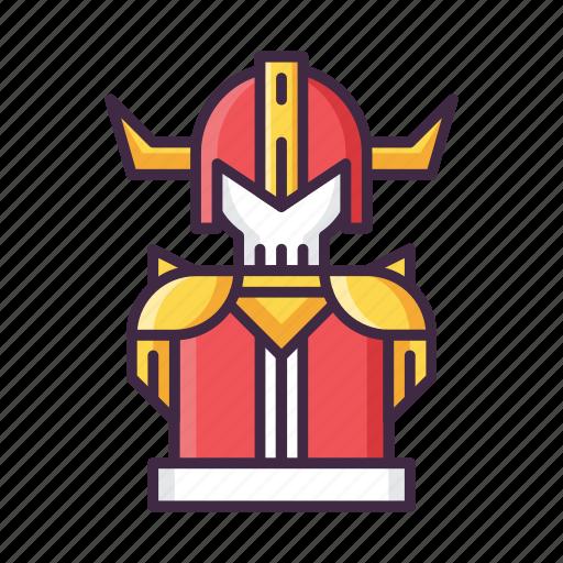 boss, devil, game icon