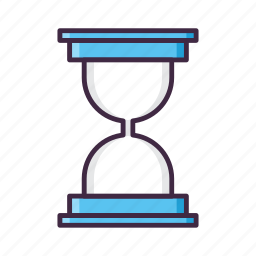 access, clock, early, sandclock, time icon