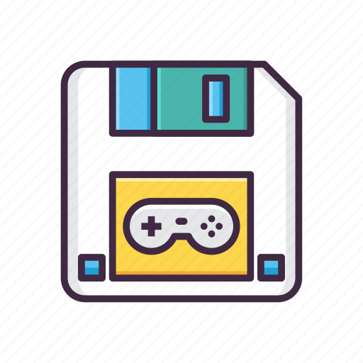 controller, game, gaming, play, player, players, save icon
