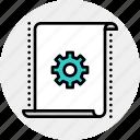 app, build, coding, developer, program, script, software icon