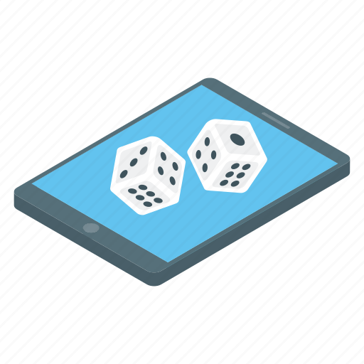 casino game, dice game, mobile game, online game, poker, video game icon