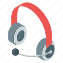 customer services, earphone, gaming headphone, headphones, headset icon