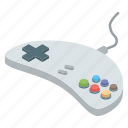 game console, gamepad, handheld game controller, nintendo, video game icon