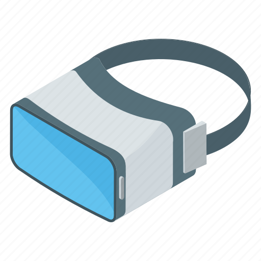 3d glasses, gaming glasses, virtual reality, vr goggles, vr headset, vr mask icon