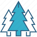 tree, fur-tree, forrest, forestry icon
