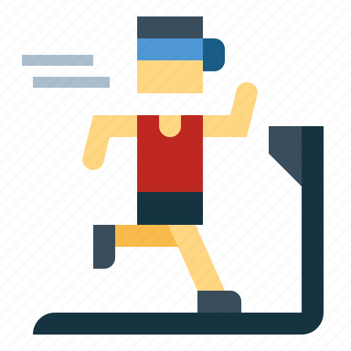Game, man, running, simulator, vr icon - Download on Iconfinder