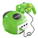 gamecube, gamesphere, nintendo icon