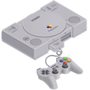 playstation, playsystem, ps1, psx icon