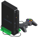 playstation 2, playsystem, ps2 icon