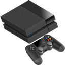 playstation 4, playsystem, ps4 icon