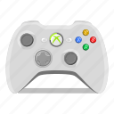 controller, game, gamepad, joystick, video game, xbox, xbox 360 icon