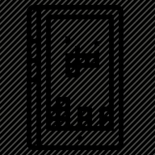 game, mobile, puzzle, smartphone icon