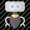 game, machine, robot, vide game