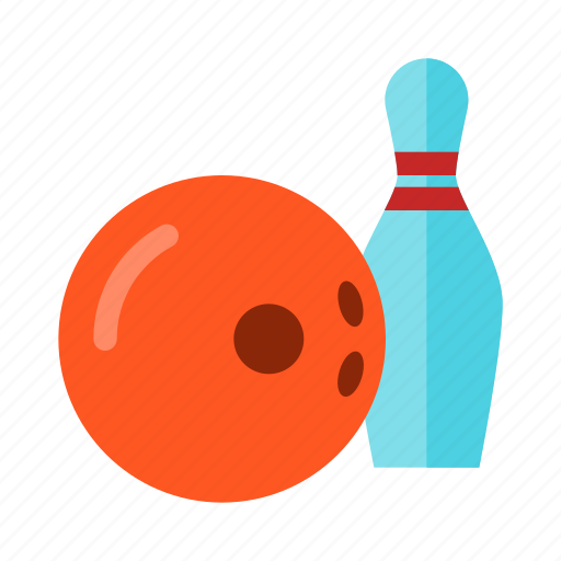ball, bowling, game, gaming, sport icon