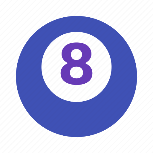 ball, game, magic, prediction icon