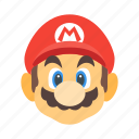 mario, dandy, play, console, game, gaming