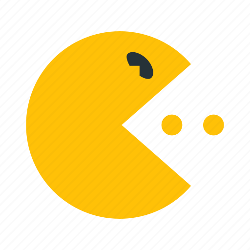 console, game, games, packman, pacman, play icon