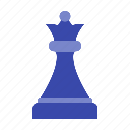black queen, chess, figure, game, piece, queen icon