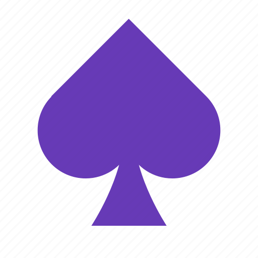 card, cards, casino, poker, spades icon