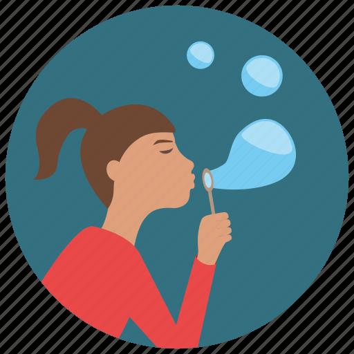 bubbles, games, soap, soapbubble, toys icon