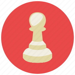 chess, chess piece, figure, games, pawn, toys icon