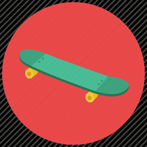 games, skate, skateboard, skateboarding, skating, toys icon