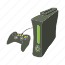 cartoon, console, controller, game, play, technology, video icon