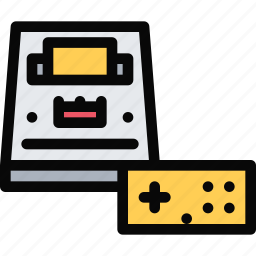 casino, dendy, game, party, video game icon