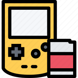 casino, game, gameboy, party, video game icon