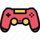 casino, game, gamepad, party, playstation, video game icon