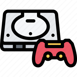 casino, game, party, playstation, video game icon