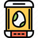 casino, egg, game, party, pokemon, video game icon