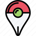 casino, game, location, party, pokemon, video game icon