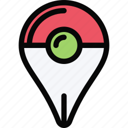 casino, game, location, party, pokemon, video game icon