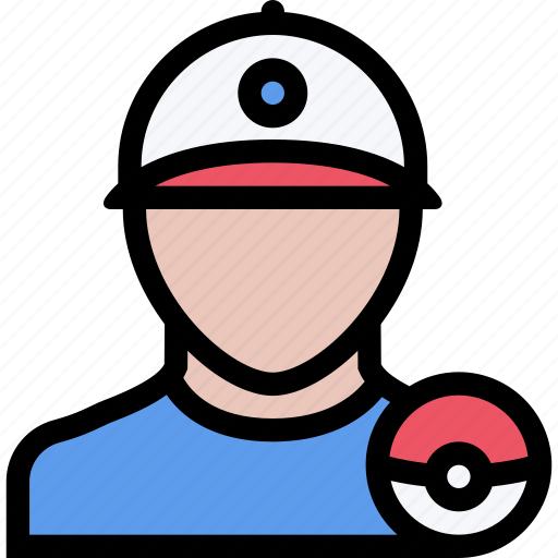 casino, game, party, pokemon, trainer, video game icon