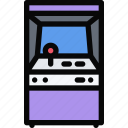 casino, game, machine, party, video, video game icon