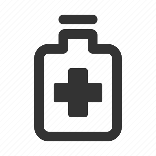 diazepam, drug, health bottle, medicine bottle, medium medicine, tranquilizer icon