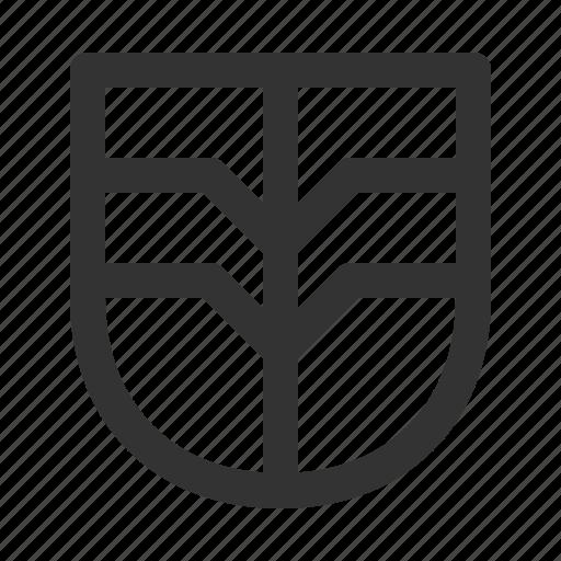 armor, armour, defence, defense, medieval shield, shield icon