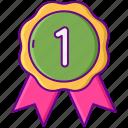 badge, gamification, rank icon