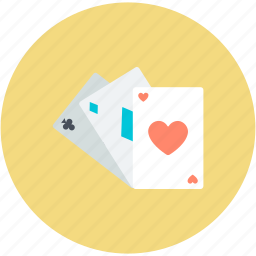 card game, card suit, casino, gambling, playing cards icon