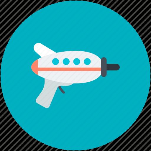 gun, gun blaster, rocket, rocket gun, weapon icon