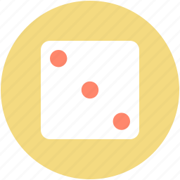 casino, dice cube, dices, gambling, luck game icon