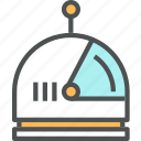 astronaut, helmet, protection, space, spaceman, spacesuit, suit icon