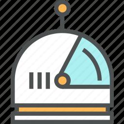 astronaut, helmet, protection, space, spaceman, spacesuit, suit icon