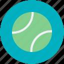 ball, baseball, cricket ball, sports ball, tennis ball
