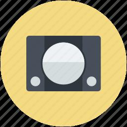 control column, game controller, joystick, playstation, videogames icon