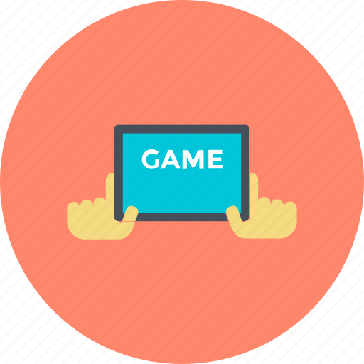 game playing, gaming, hand gesture, online game, video game icon