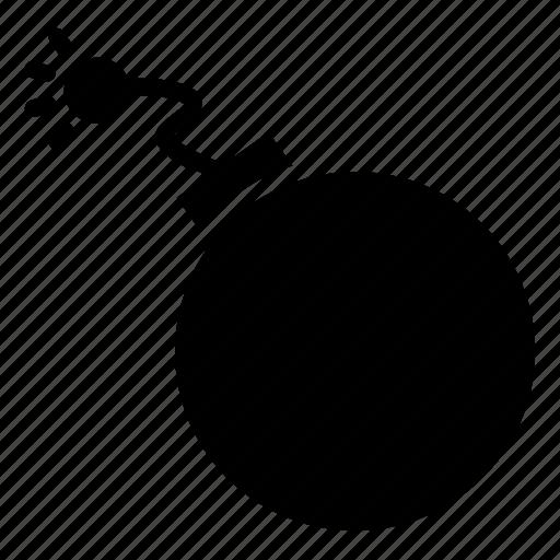 business, explosion, force, globe, hand grenade, handgranade icon